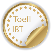 Toefl(IBT): internet based test