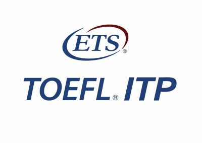 Toefl(ITP):Institutional Testing Program